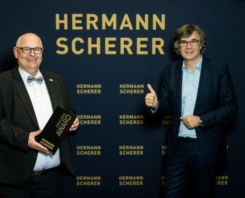 Unternehmer Gespräch Clemens Adam im Interview mit Herrman Scherer bei TV Hamburg 1
